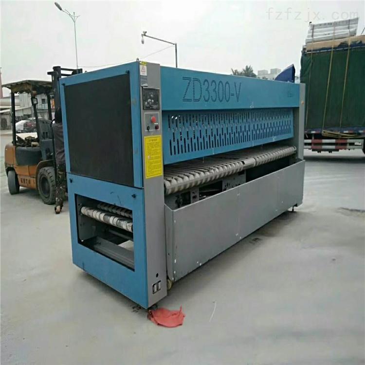 低价出售上海航星3.3米槽式烫平机