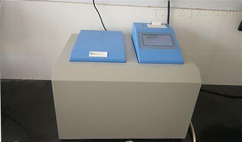 测试生物质燃料量热仪-检测颗粒热值设备