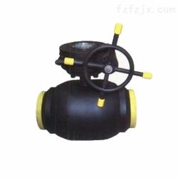 富林克泵阀-供暖管道全通径全焊接球阀