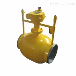 富林克泵阀-供暖管道埋地式燃气放散球阀
