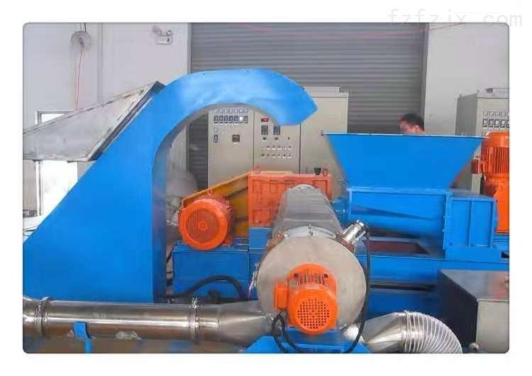 密炼单螺杆造粒机,密炼造粒设备(全套)